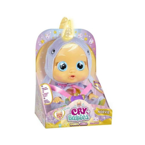 Cry Babies Narvie Edizione Speciale - Imc Toys