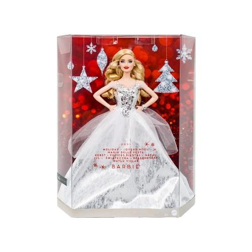 Bambola barbie magia delle feste 2021 - mattel