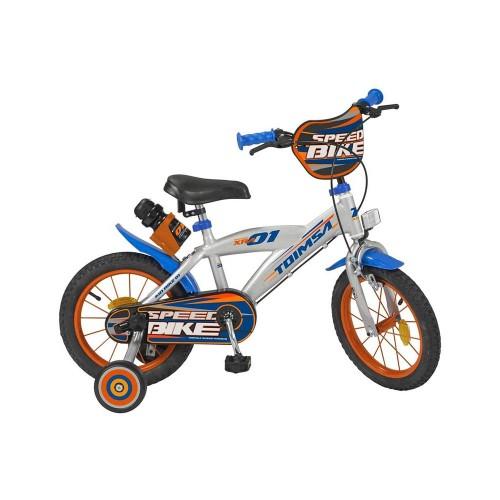 Bicicletta Bimbo modello Speed Racing taglia 14