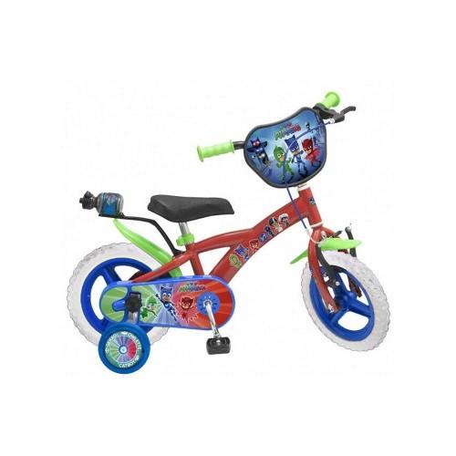 Bicicletta Pj Masks taglia 12