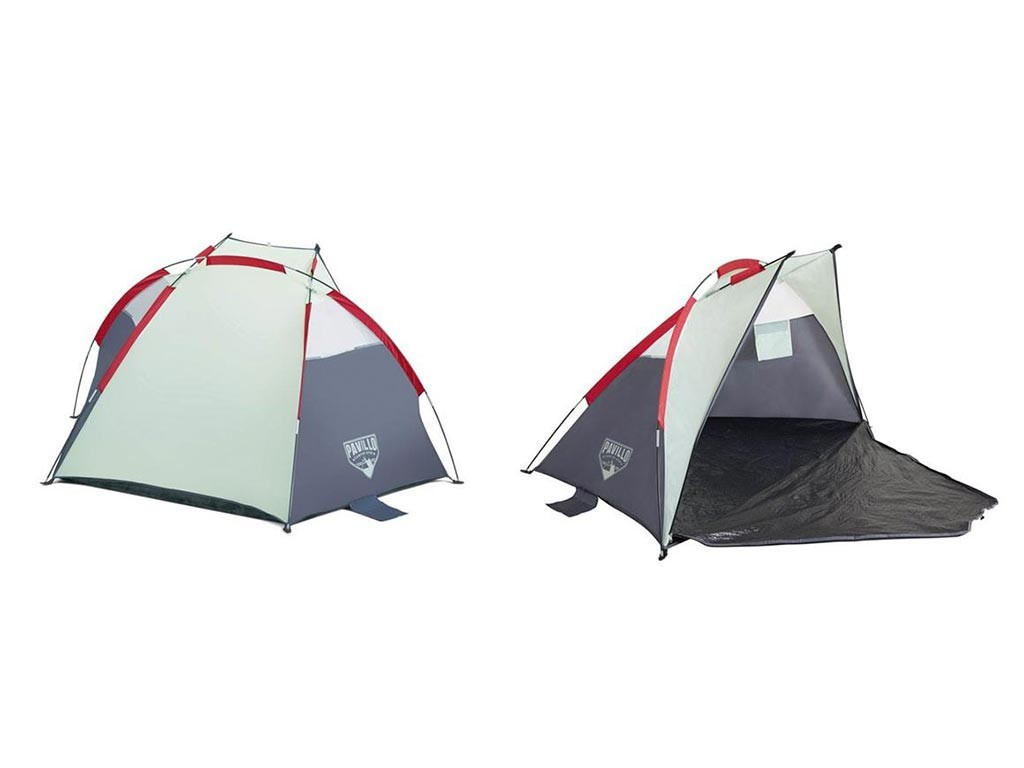 Vedes großhandel gmbh ware outdoor active pop up tenda da