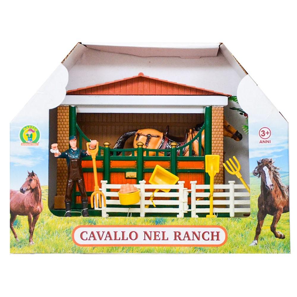 Cavalli al galoppo giocattolo per bambini 3+