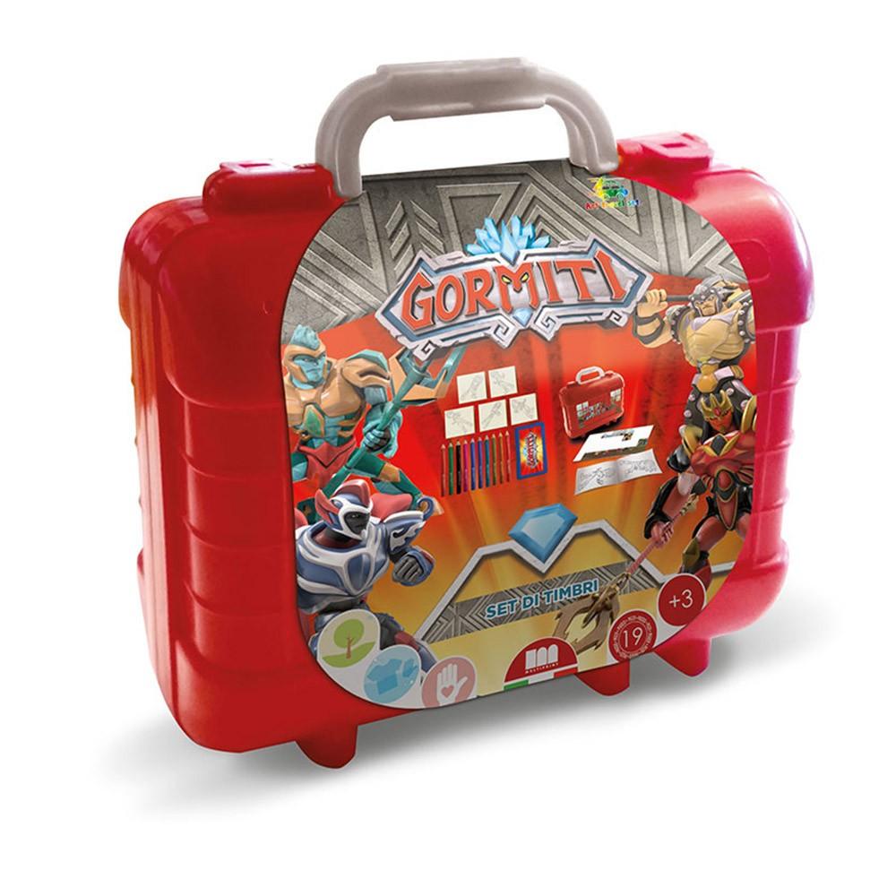6f861204f2 Gormiti valigetta travel kit con timbri - Multiprint