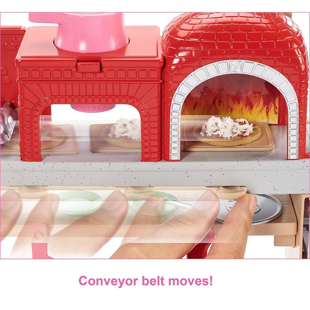 Pizzeria di Barbie - Barbie Pizza Chef Mattel