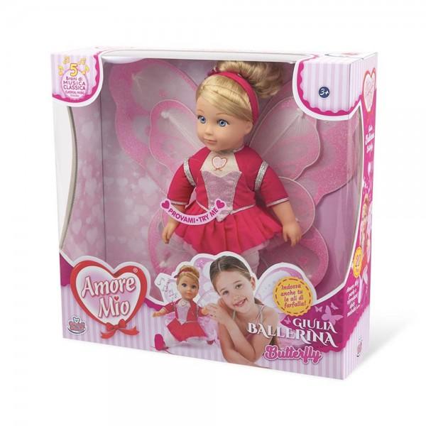Amore Mio Butterfly Giulia Ballerina - Grandi Giochi