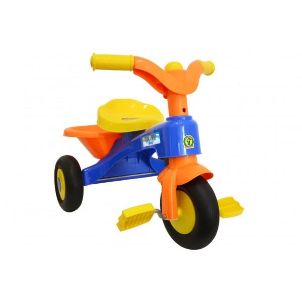triciclo per bambini di due anni happy boy