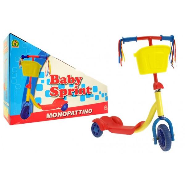 monopattino baby sprint 3 ruote