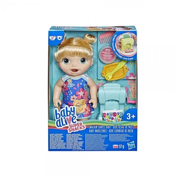 Bambola Baby Alive Super Snacks - Hasbro