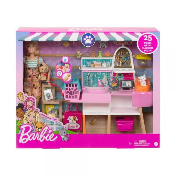 Bambola Barbie Negozio degli Animali - Mattel