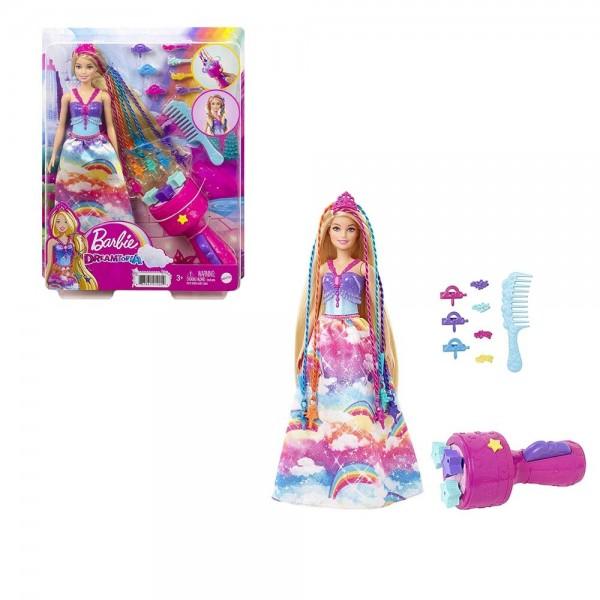 Bambola Barbie Principessa Chioma da Favola - mattel