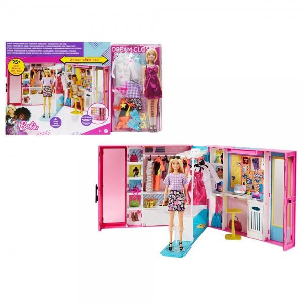 Barbie Armadio Dei Sogni - Mattel