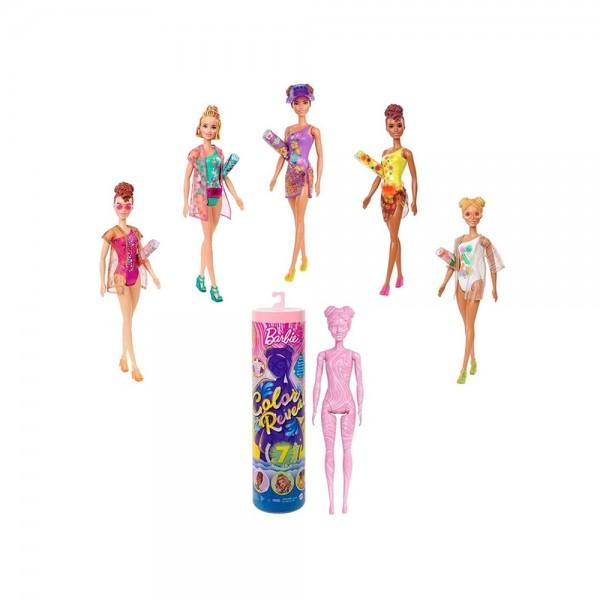 Barbie Color Reveal Beach - Mattel