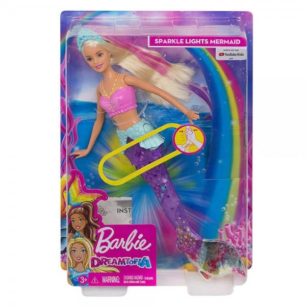 Barbie dreamtopia magica sirena - Mattel