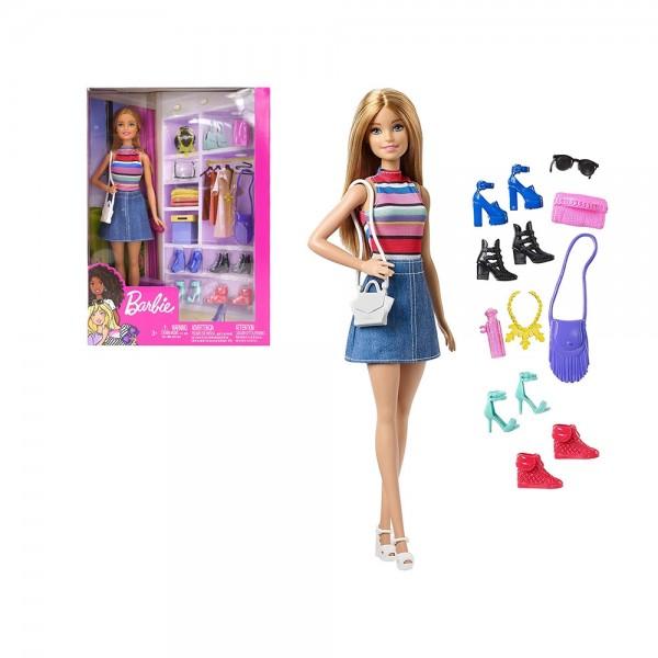 Barbie e i suoi accessori - mattel
