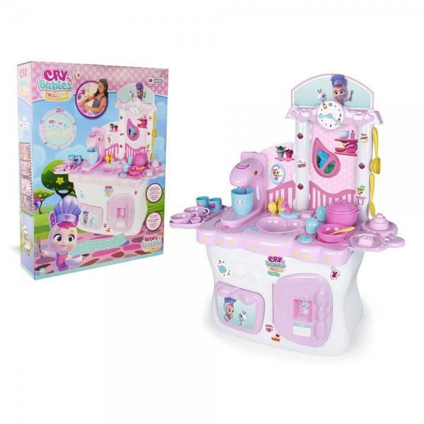 Cry Babies - Cucina Magictears - Imc Toys