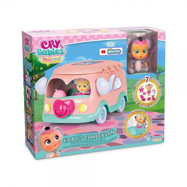Cry Babies Camper di Koali - Imc Toys