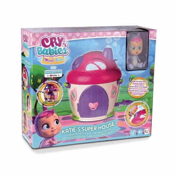 Cry Babies Casa Magica di Katie - IMC Toys