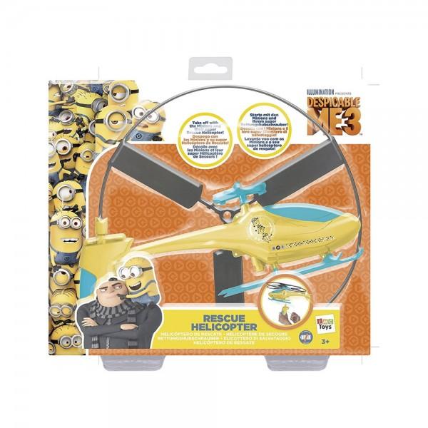 Elicottero di Salvataggio Minions - Imc Toys
