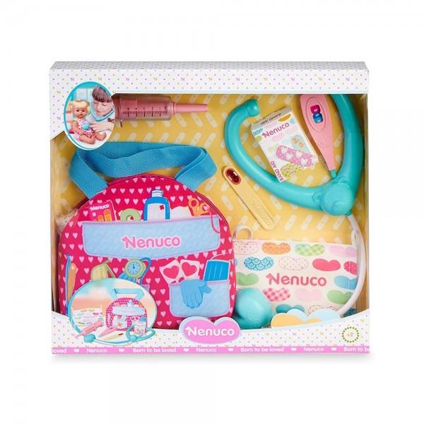 Kit con accessori medici per bambole Nenuco - famosa