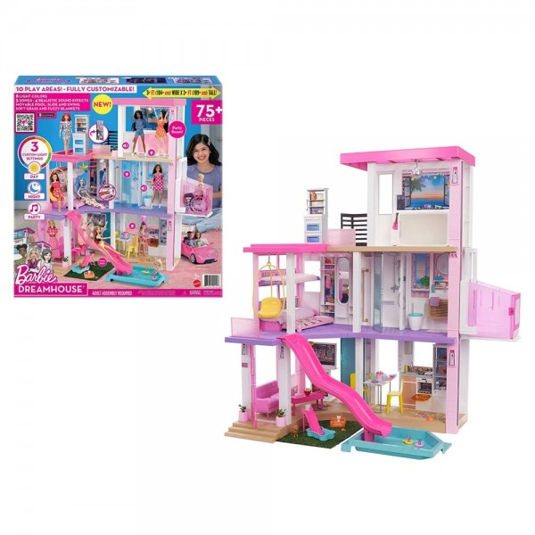 La casa dei sogni di barbie GRG93 - mattel