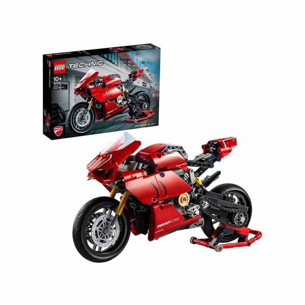 Lego Technic Ducati Panigale V4 R - Lego