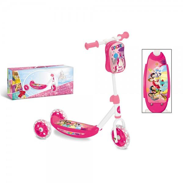 Monopattino per bambini Principesse - Mondo