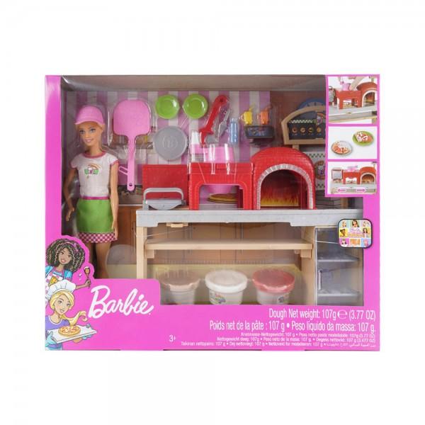 Pizzeria di Barbie - Mattel