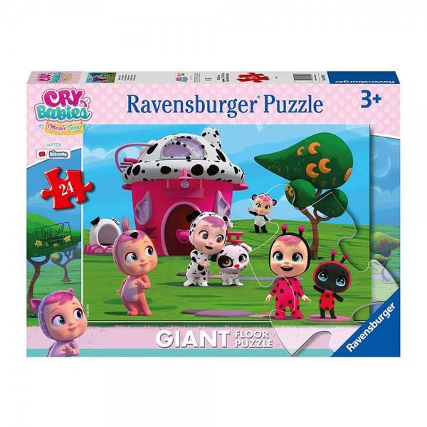 Puzzle Cry Babies da 24 pezzi grandi - Ravensburger