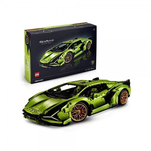 Set costruzioni Lamborghini Sián FKP 37 - lego technic