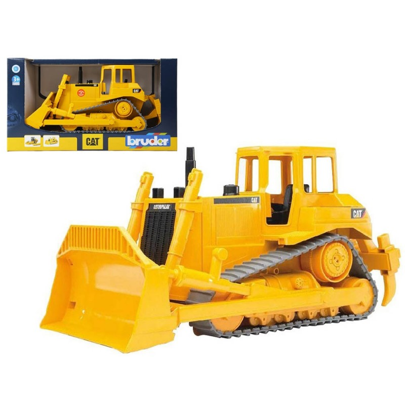 Cat Bulldozer Con Pala - Bruder - MazzeoGiocattoli.it