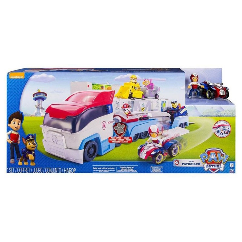 Paw Patroller - Spin Master - MazzeoGiocattoli.it