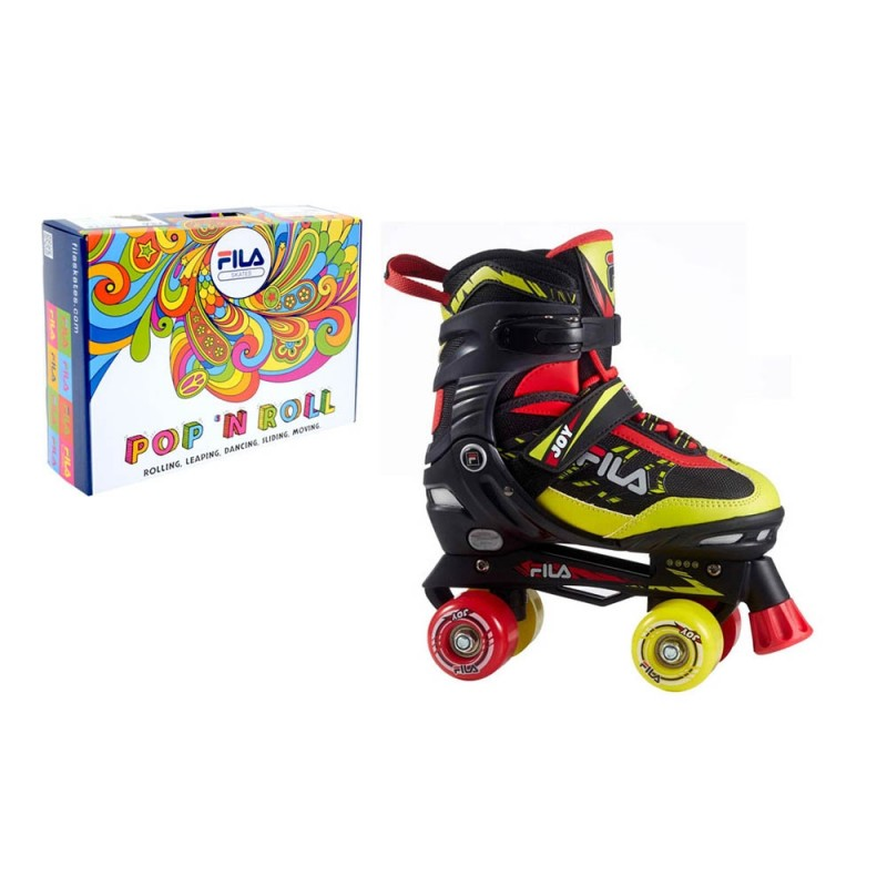 Fila Skates Roller Joy Pattini A Rotelle - MazzeoGiocattoli.it