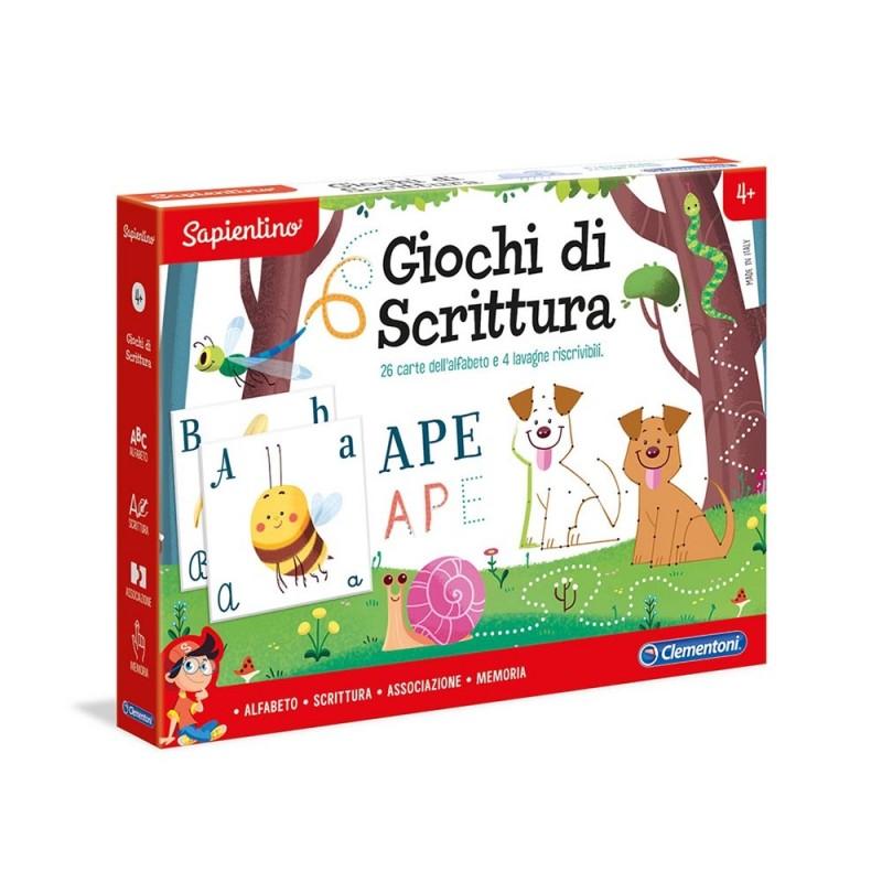 Sapientino Giochi Di Scrittura - Clementoni  - MazzeoGiocattoli.it