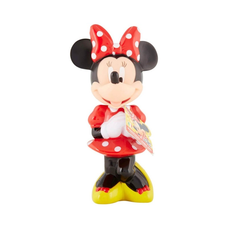 Bagnoschiuma 200ml Dolce Fragolina Minnie Mouse - Disney  - MazzeoGiocattoli.it
