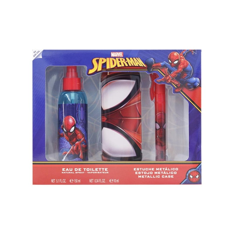 Spider-Man Eau De Toilette 150ml Marvel  - MazzeoGiocattoli.it