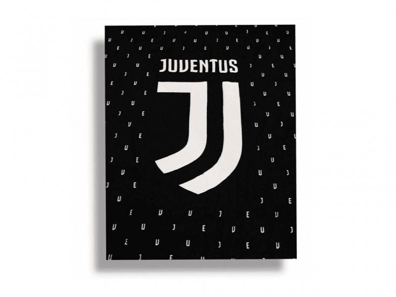 Plaid In Pile Ufficiale Juventus  - MazzeoGiocattoli.it