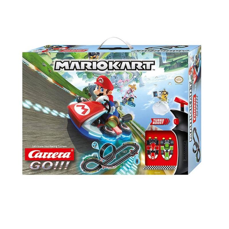 Pista Carrera Go Mario Kart - Carrera  - MazzeoGiocattoli.it