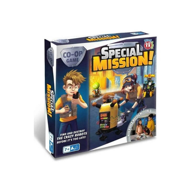 Special Mission Gioco Di Società - Imc Toys  - MazzeoGiocattoli.it