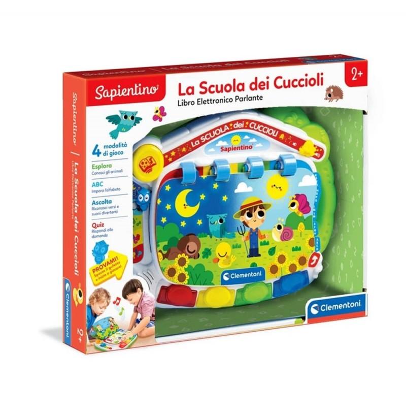 Sapientino La Scuola Dei Cuccioli - Clementoni  - MazzeoGiocattoli.it