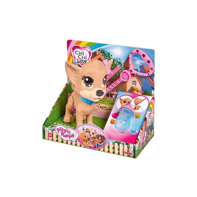 Chi Chi Love Pii Pii Puppy - Simba - MazzeoGiocattoli.it