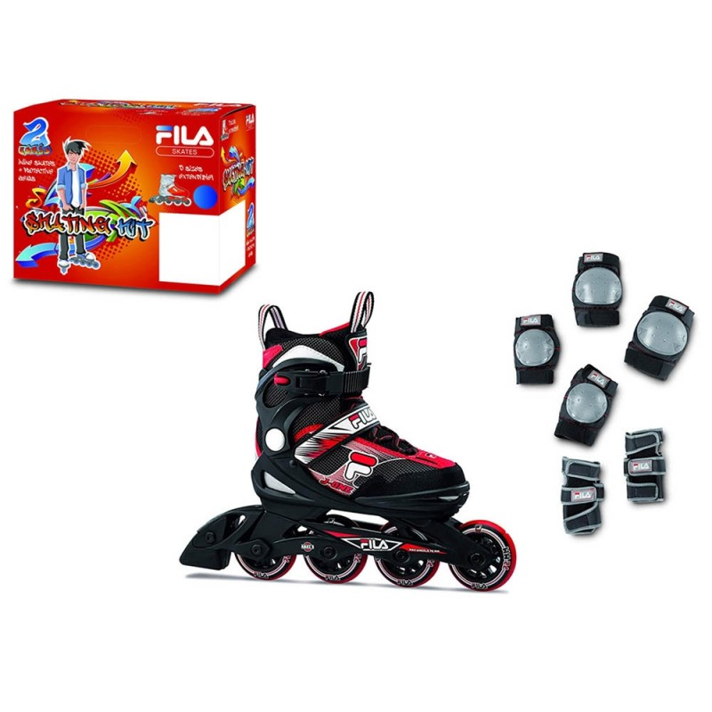 Fila Skates Roller J-One Pattini In Linea Combo Taglia M  - MazzeoGiocattoli.it