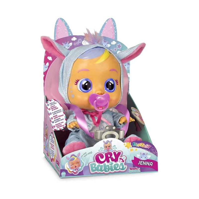 Cry Babies Fantasy Jenna - Imc Toys  - MazzeoGiocattoli.it