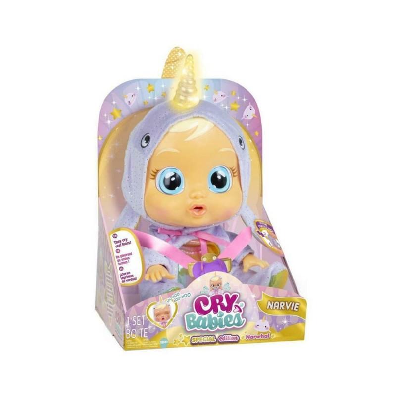 Cry Babies Narvie Edizione Speciale - Imc Toys - MazzeoGiocattoli.it