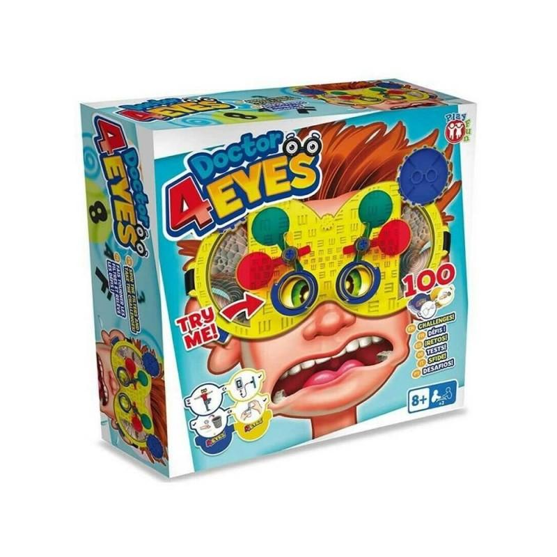 Dottor Quattrocchi PlayFun - Imc Toys  - MazzeoGiocattoli.it