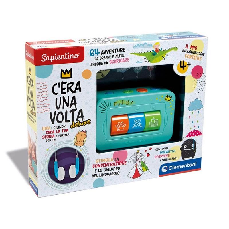 Sapientino C'era Una Volta Deluxe - Clementoni  - MazzeoGiocattoli.it