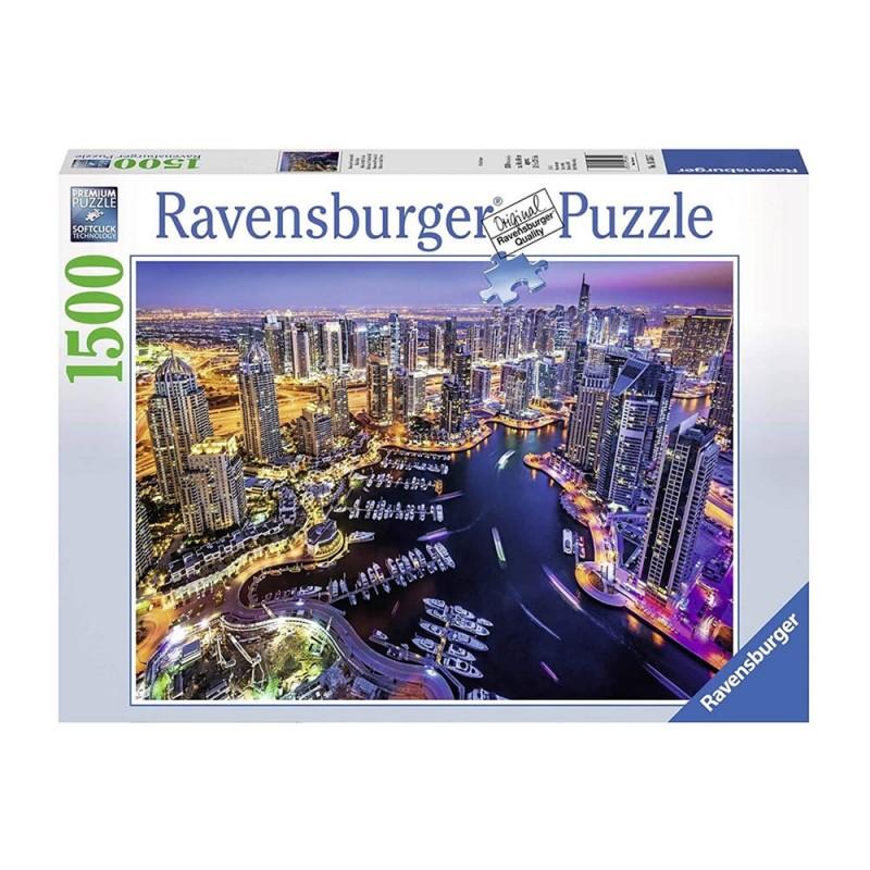 Puzzle Dubai Marina - Ravensburger  - MazzeoGiocattoli.it