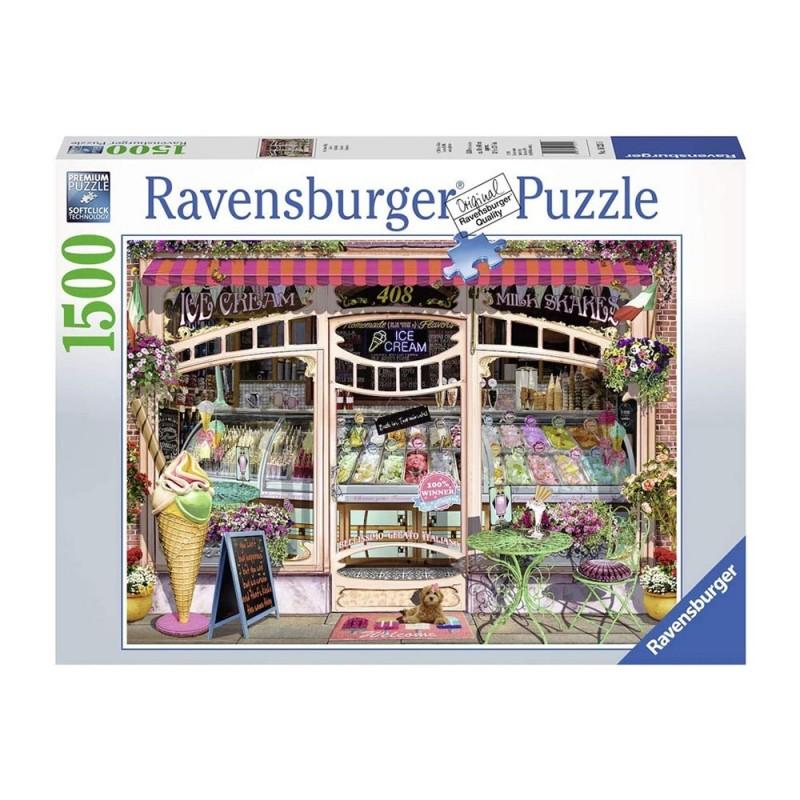 Puzzle Gelateria - Ravensburger  - MazzeoGiocattoli.it