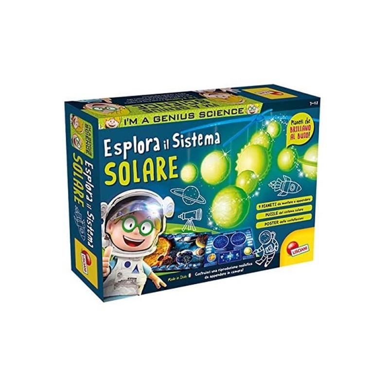 I'm A Genius Esplora Il Sistema Solare - Lisciani  - MazzeoGiocattoli.it