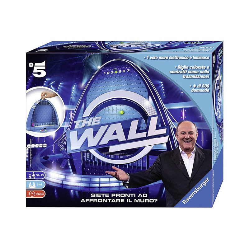 Gioco Di Società The Wall - MazzeoGiocattoli.it