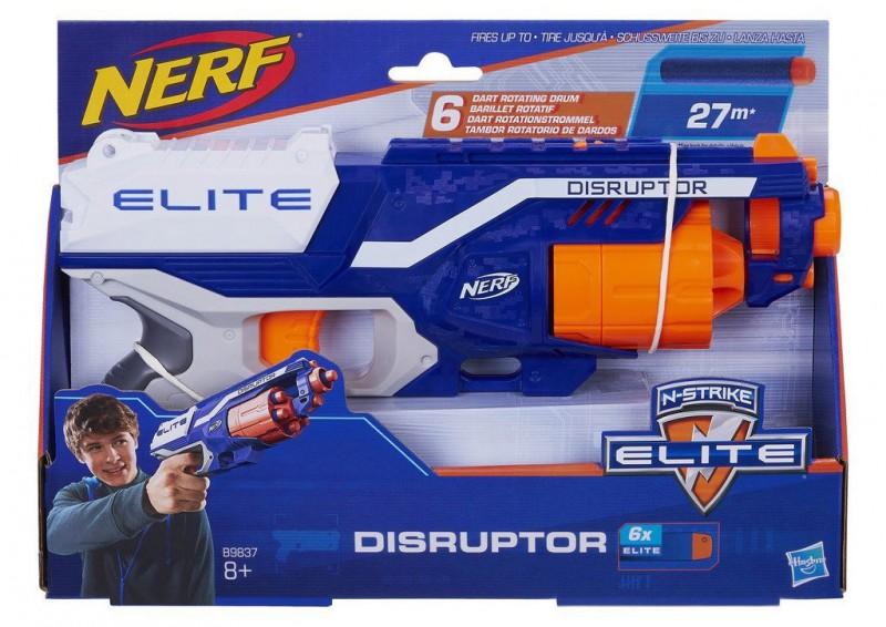 Nerf N Strike Elite Disruptor - Hasbro - MazzeoGiocattoli.it
